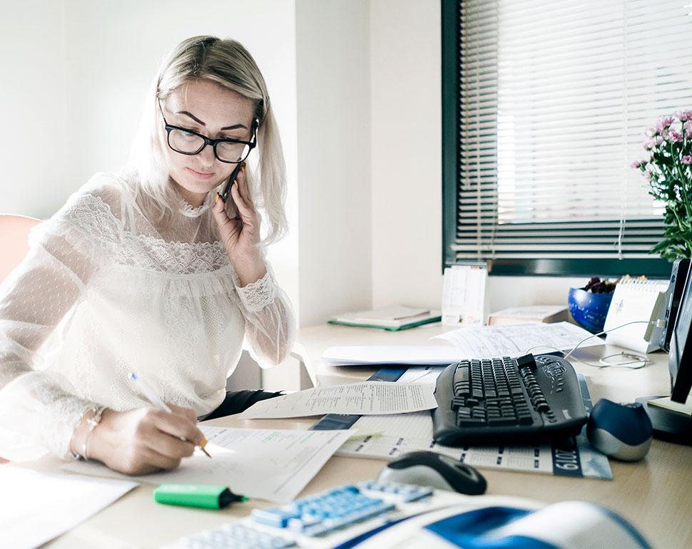 Consulenza commerciale per i clienti, Due Erre Padova